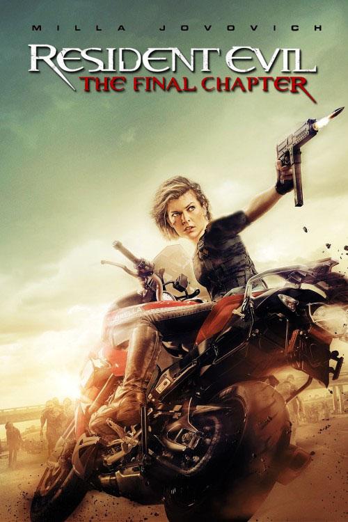 دانلود رایگان فیلم Resident Evil: The Final Chapter 2016