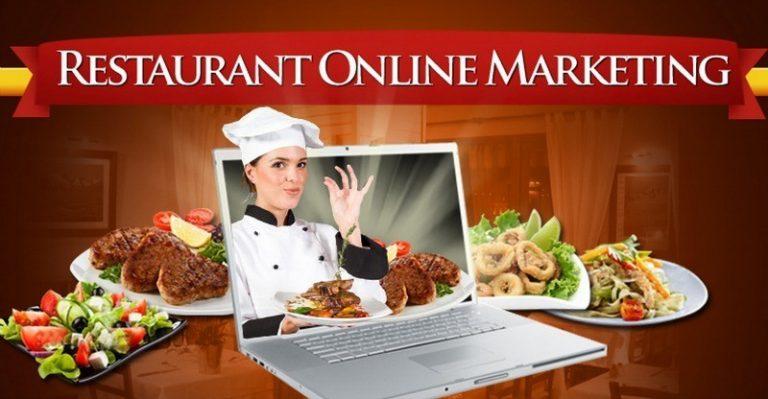طراحی سایت حرفه ای برای یک رستوران
