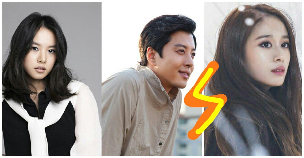 آیا لی دونگ گان وقتی با جیون بوده با دختر دیگه ای قرار میذاشته؟