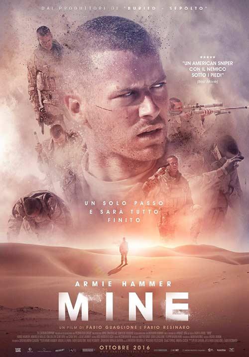 دانلود فیلم Mine 2016