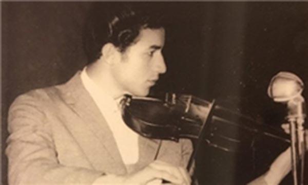 درگذشت مظفر بشیری نوازنده ویولن و تار