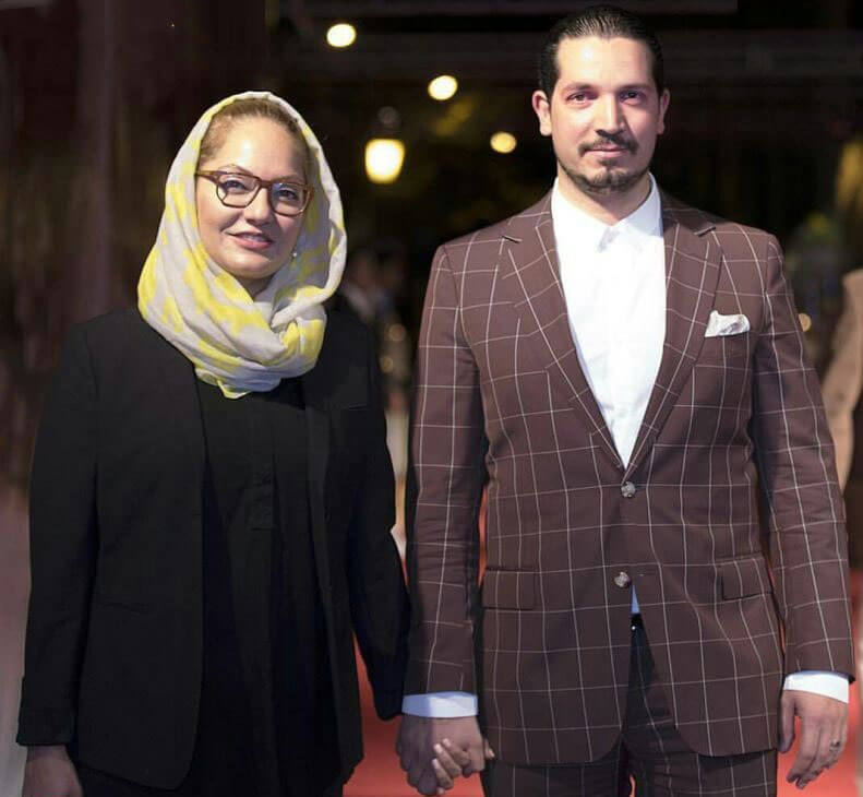 یاسین رامین، همسر مهناز افشار آزاد شد/عکس