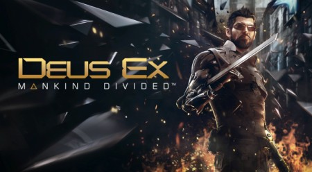 دانلود بازی Deus Ex Mankind Divided