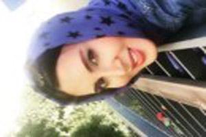 عکس لیلا بلوکات در حرم امام رضا (ع)