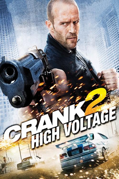 دانلود دوبله فارسی فیلم کرانک 2: ولتاژ قوی Crank: High Voltage 2009