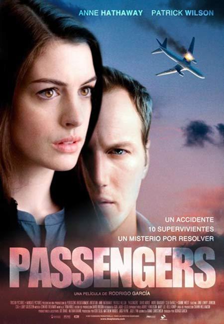 دانلود دوبله فارسی فیلم مسافران Passengers 2008