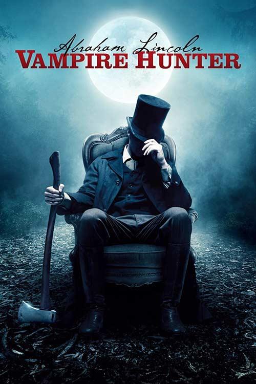 دانلود فیلم Abraham Lincoln: Vampire Hunter 2012
