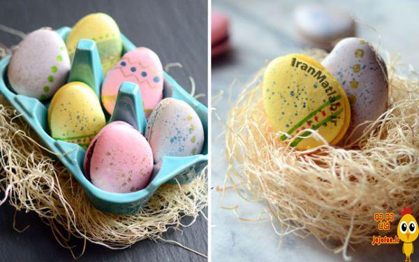 مدل های تزیین تخم مرغ هفت سین عید نوروز 96 | عید نوروز 96