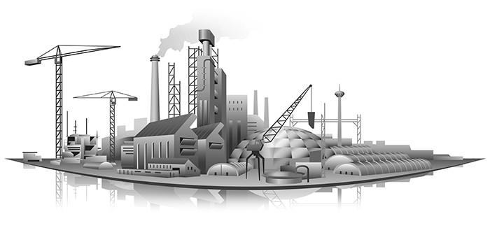 توسعه، نوسازی و صنعتی شدن