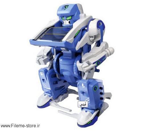 خرید کیت آموزشی ربات خورشیدی 3 کاره مدل 2019