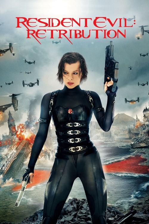 دانلود رایگان فیلم Resident Evil: Retribution 2012