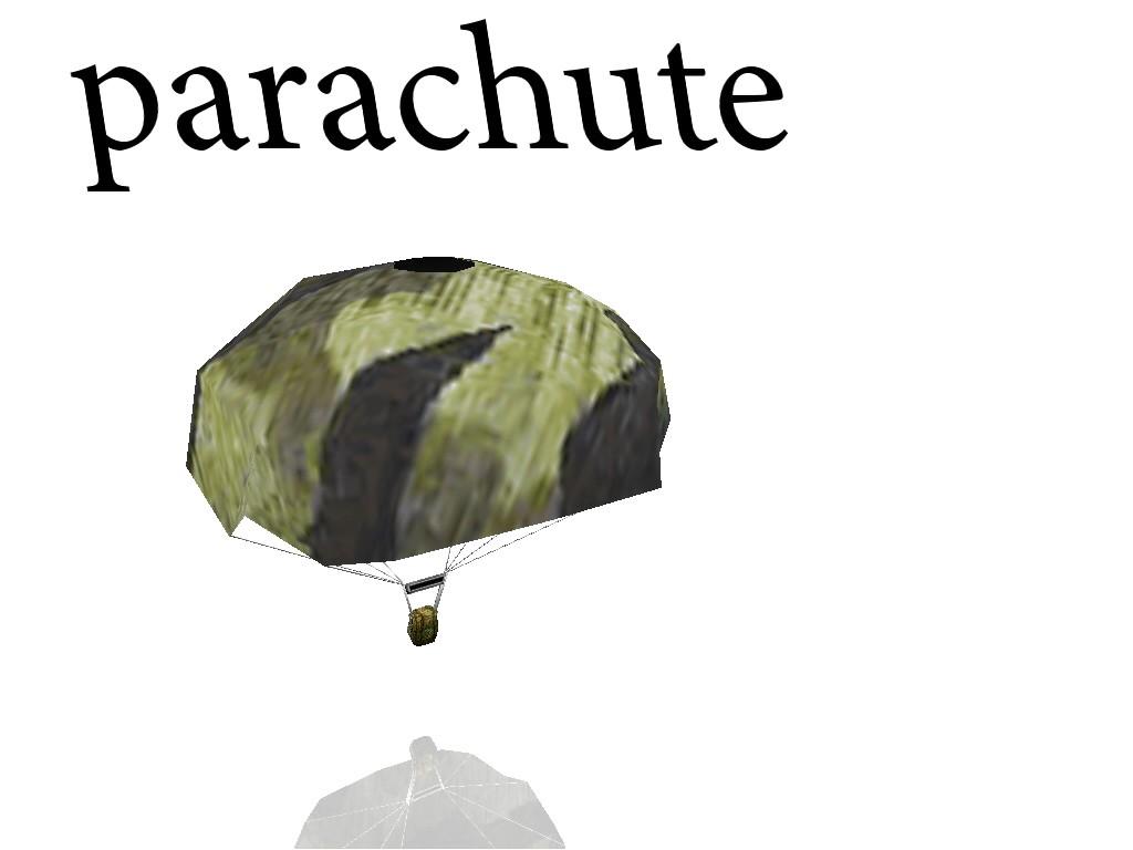 دانلود اسکین چترنجات parachute برای کانتر 1.6