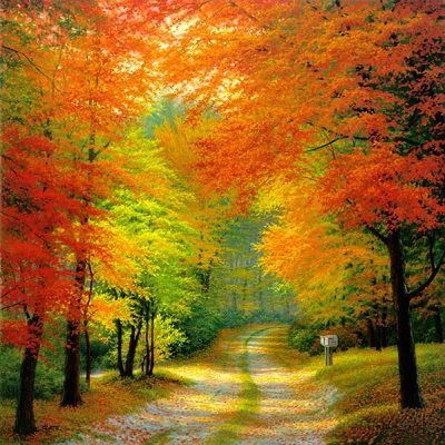 انشا در مورد پاییز جدید