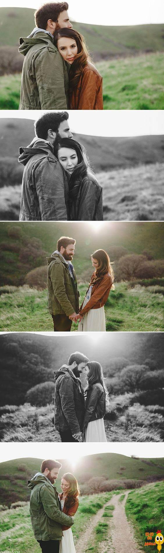 عکس های عاشقانه زوج های رمانتیک 96 - 2017|عکس رمانتیک 96