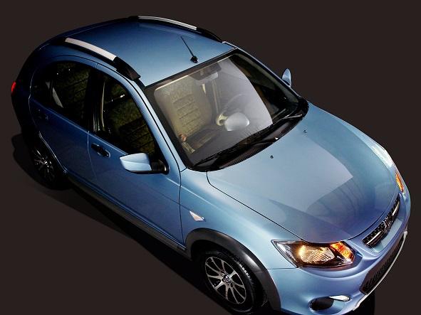 ارزانترین خودرو اتومات رونمایی  شد