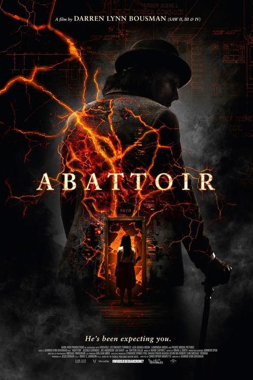 دانلود فیلم Abattoir 2016