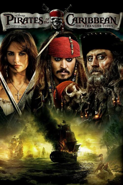دانلود دوبله فارسی فیلم دزدان دریایی کارائیب 4