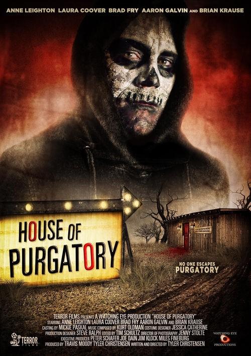 دانلود فیلم House of Purgatory 2016