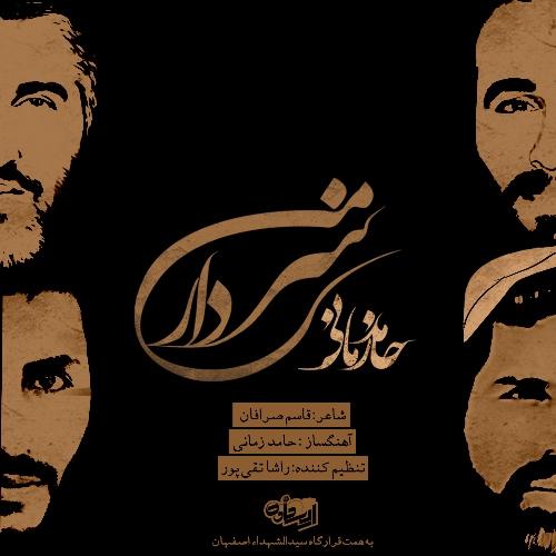 دانلود آهنگ جدید حامد زمانی بنام سردار من