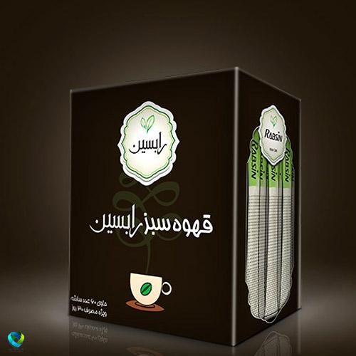 قهوه سبز رابسين