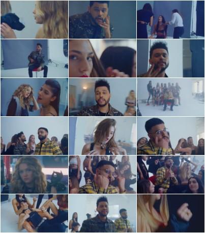 دانلود موزيک ويدئو جديد و بسیار زيبای NAV و The Weeknd به نام Some Way
