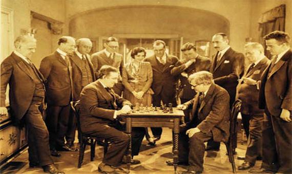 زندگی نامه امانوئل لاسکر | خانه شطرنج
