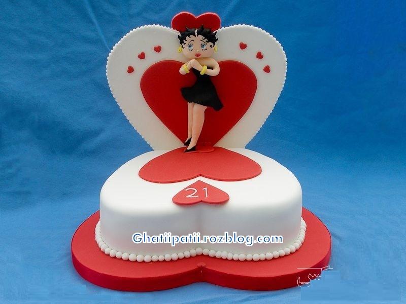 داستان زیبای کیک تولد برای همسر