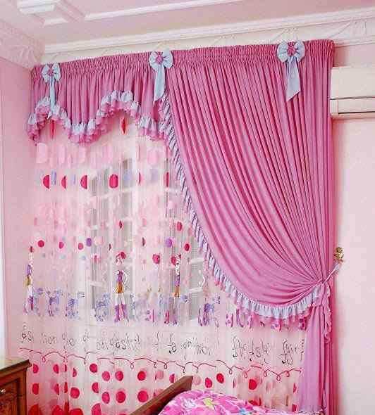 مدل پردهای جدید اتاق خواب کودک
