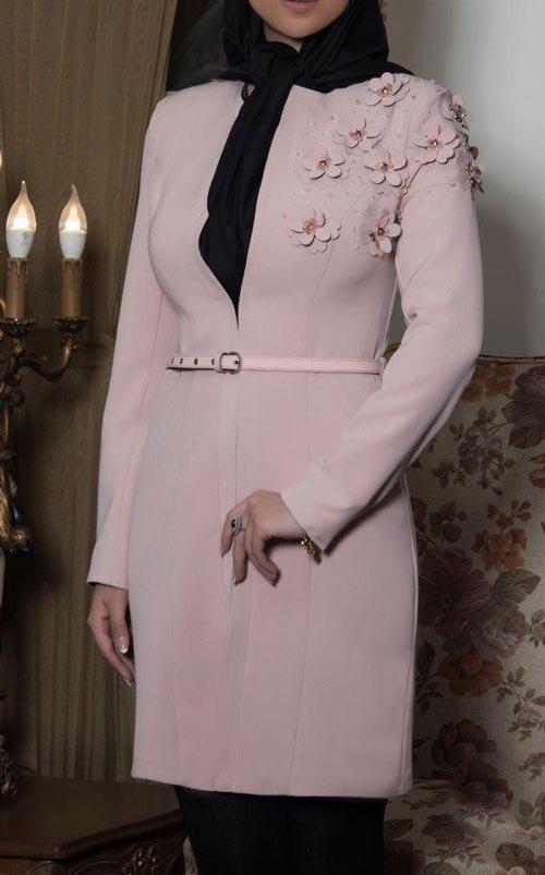 مدل مانتو اسپرت مجلسی 2017,