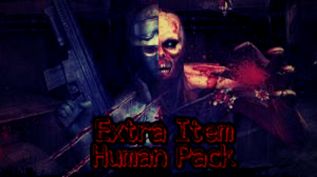 دانلود اکسترا ایتم هومن Extra Human Pack برای کانتر 1.6 زامبی