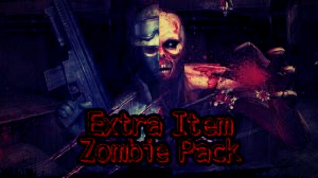 دانلود اکسترا ایتم زامبی Extra Zombie Pack برای کانتر استریک 1.6 زامبی