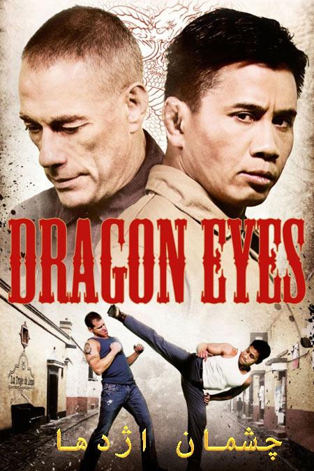 دانلود فیلم دوبله فارسی چشمان اژدها Dragon Eyes 2012