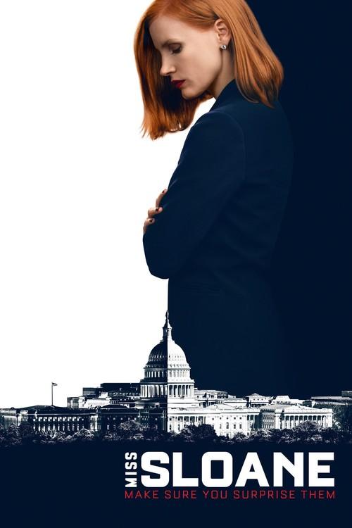 دانلود فیلم Miss Sloane 2016
