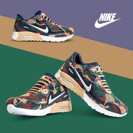 خرید کفش ارتشی Nike مدل Bako