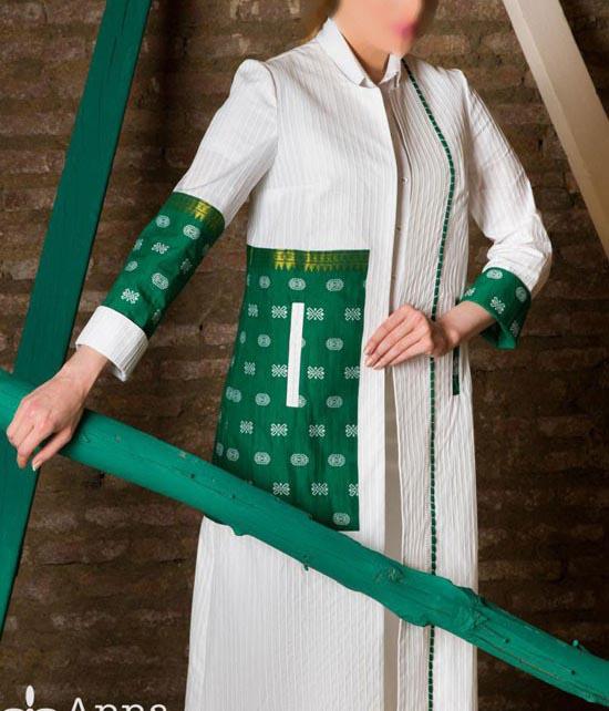 مدل مانتو دخترانه بهاره 96