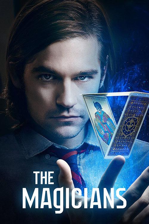 دانلود رایگان سریال The Magicians