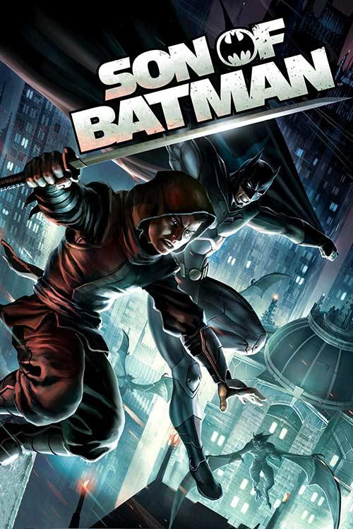 دانلود فیلم Son of Batman 2014