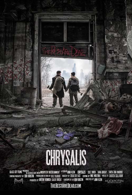 دانلود فیلم Chrysalis 2014