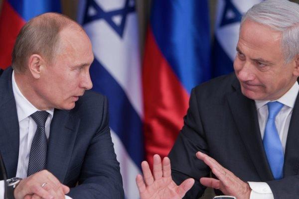 پاسخ جالب پوتین به اظهارات بی ربط نتانیاهو