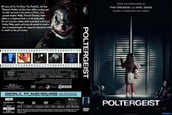 دانلود فیلم Poltergeist 2015