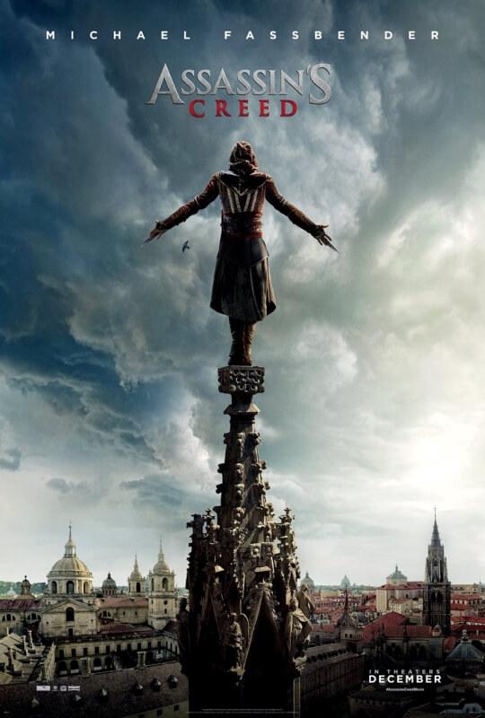 دانلود فیلم کشیک آدمکش Assassin's Creed 2016