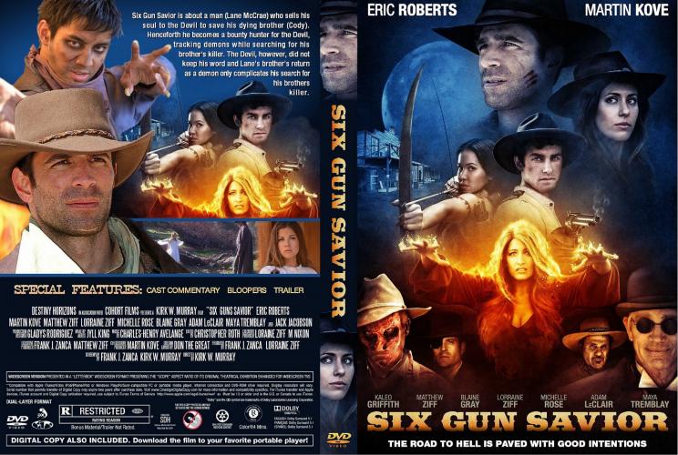 دانلود فیلم Six Gun Savior 2016