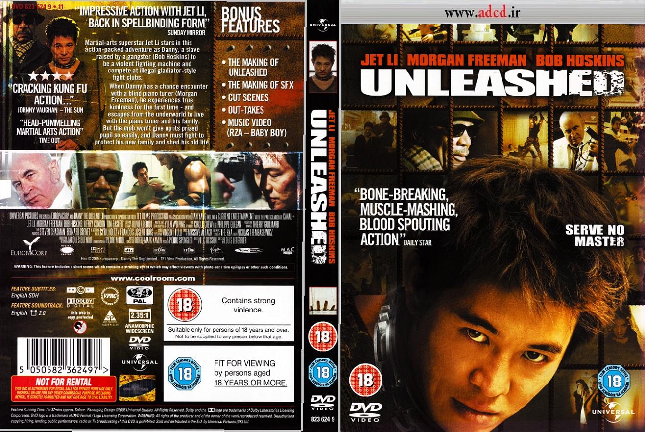 دانلود دوبله فارسی فیلم Unleashed 2005
