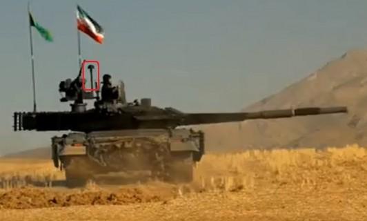 :سردار دهقان در مراسم رونمایی از پیشرفتهترین تانک ایران: