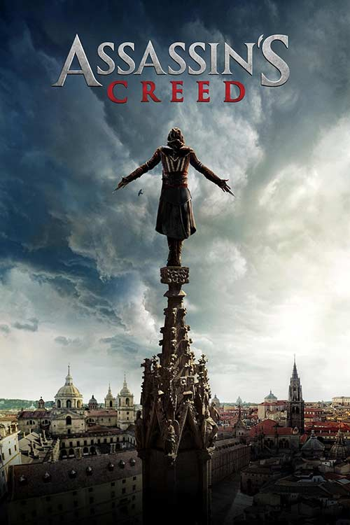 دانلود فیلم assassins creed 2016