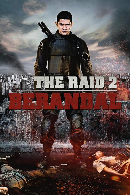 دانلود دوبله فارسی فیلم یورش 2 The Raid 2: Berandal 2014