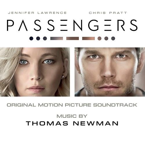 دانلود مجموعه آهنگ های جدید فیلم Passengers اثر Thomas Newman