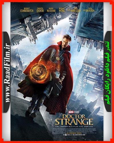 دانلود دوبله فارسی فیلم Doctor Strange 2016