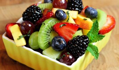 قندی ترین میوهها