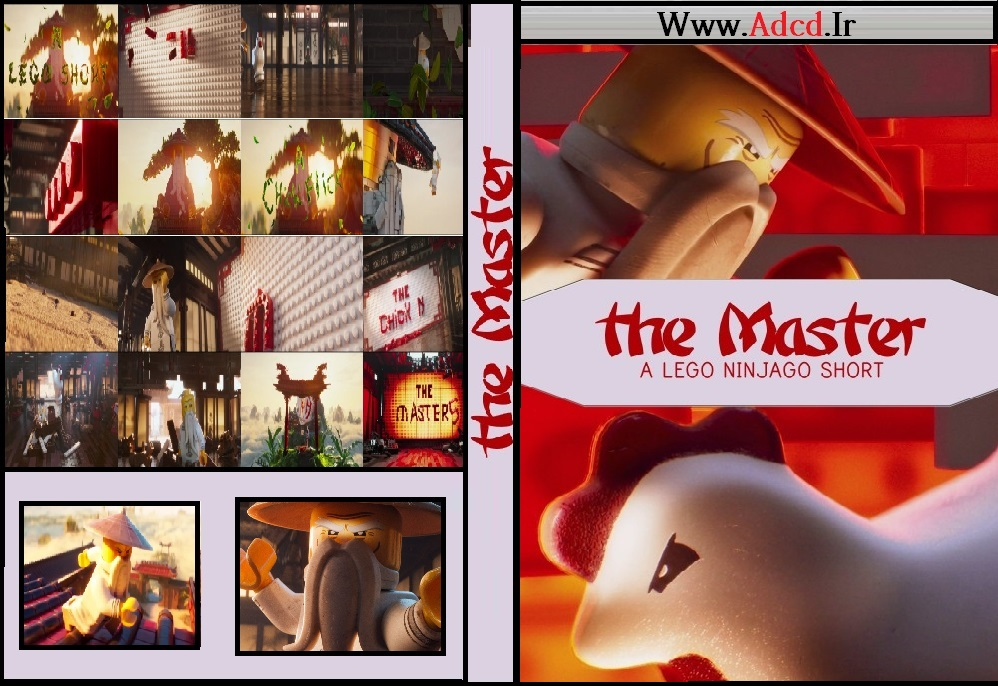 دانلود انیمیشن The Master: A Lego Ninjago Short 2016